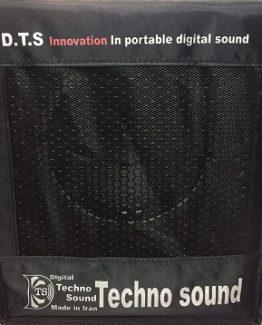 اکو همراه 6 اینچ بیسیم تکنوساند PTR4