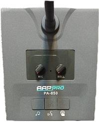 میکروفن رومیزی پیش زنگ دار aap مدل PA 800