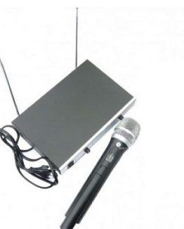 میکروفون دستی تک کانال AQTA مدل 1260H