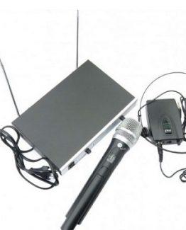 میکروفون دو کانال AQTA مدل 1260HC